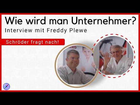 Schröder fragt nach: Freddy Plewe, Okinawa Karateschule Bayreuth