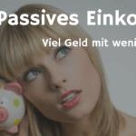 Passive Income - Das Geld Perpetuum Mobile? Ein kritischer Kommentar...