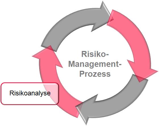 Phasen der Risikoanalyse