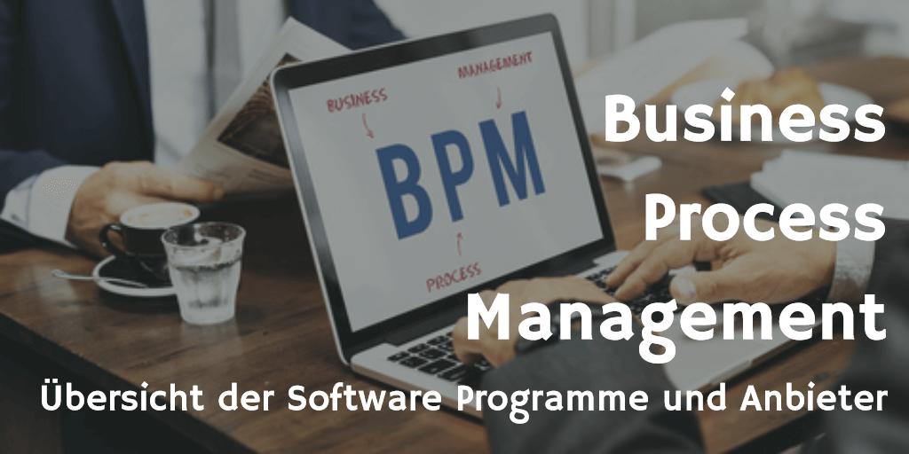 Business Prozess Management