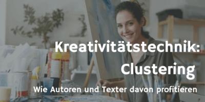 Kreativitätstechnik Clustering