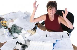 Chaos und Frust im Büro müssen nicht sein!