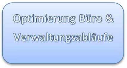 Optimierung der Büroorganisation