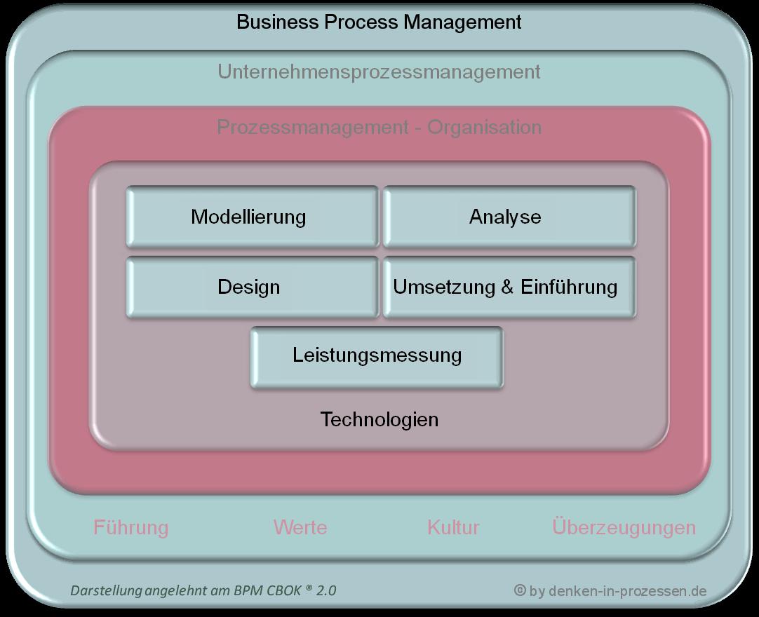 BPM Wissensgebiete