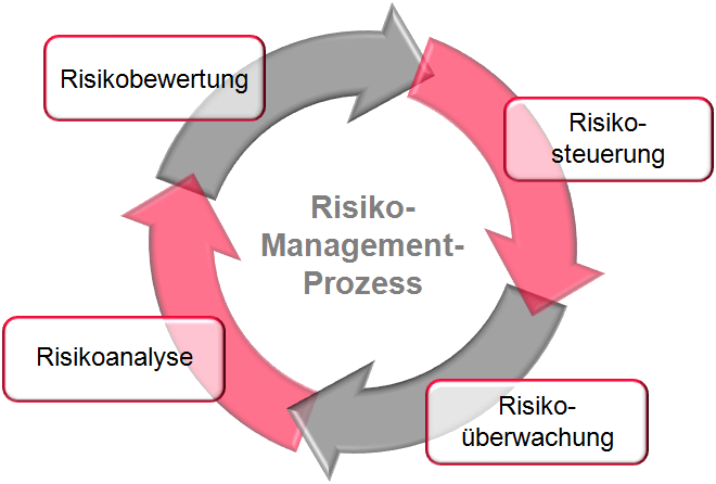 Risikomanagement: Der Prozesskreislauf