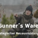 Referenz: Vision und strategische Neuausrichtung Gunner's Warehouse