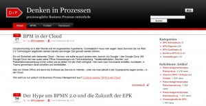 Blog über Prozessmanagement