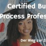Das Tagebuch zur Certified Business Process Professional (CBPP) - Zertifizierung