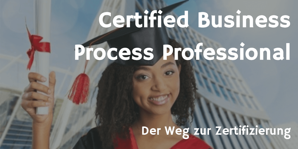 Certified Business Process Professional