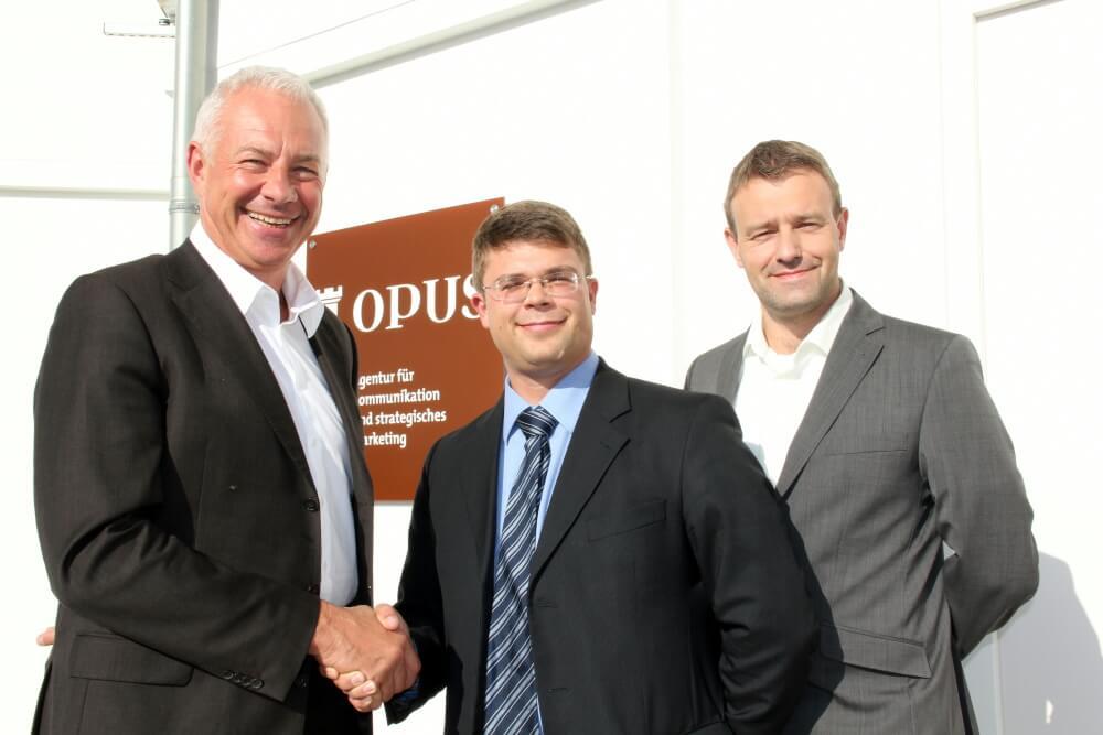 Kooperation Unternehmensberatung Axel Schröder mit Opus Marketing