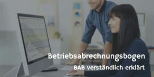 BAB Betriebsabrechnungsbogen © contrastwerkstatt