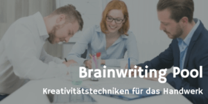 Brainwriting Pool
