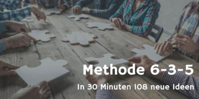 6-3-5 Methode