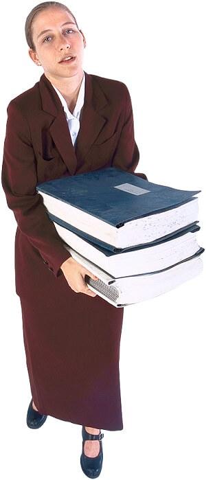 So muss das Unternehmenshandbuch ja nicht gestaltet sein...