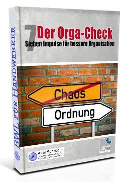 Der Orga-Check