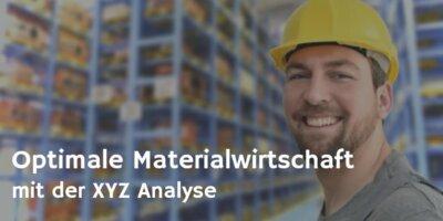 XYZ Analyse fuer optimale Materialwirtschaft