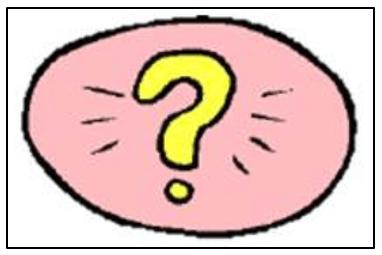 Fragezeichen/Questionmark