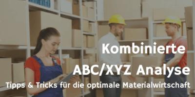 ABC-XYZ Analyse