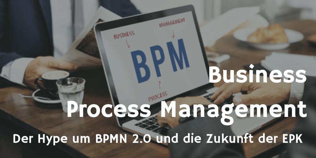 BPM Hype um BPMN 2.0