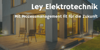 Ley Elektrotechnik