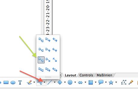Abbildung 5, Verbinder auswählen