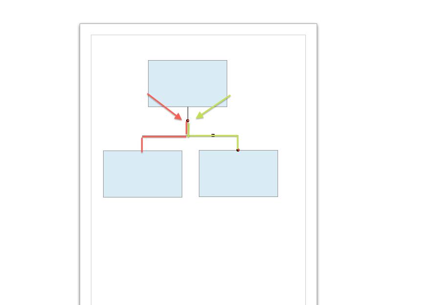 Abbildung 8, Verbindungslinie 2 zeichnen