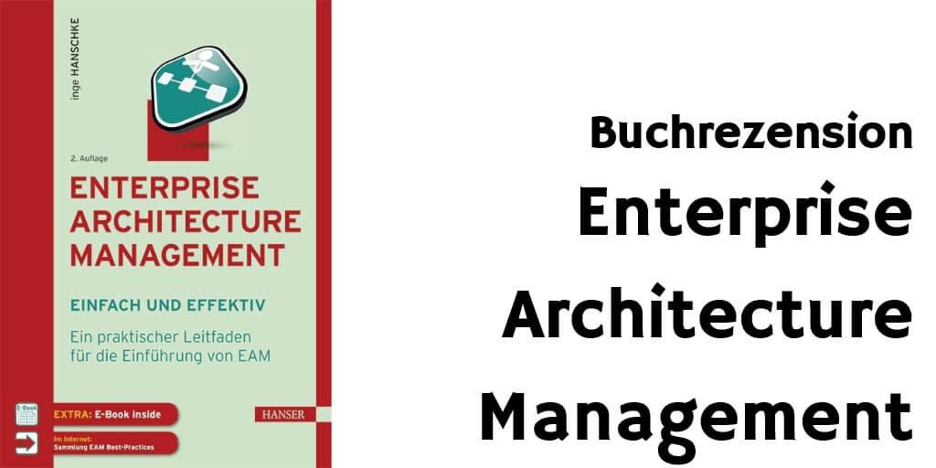 Enterprise Architecture Management Rezension