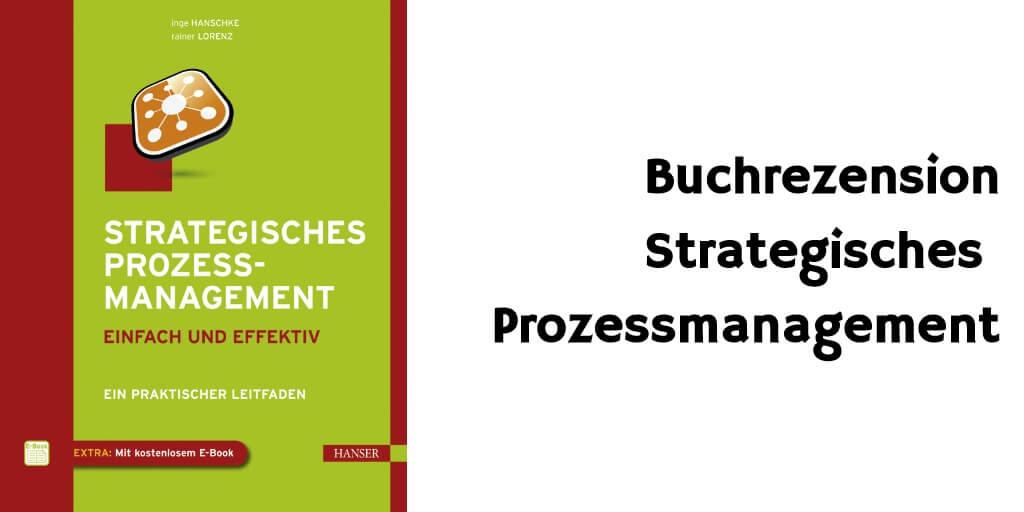 Strategisches Prozessmanagement
