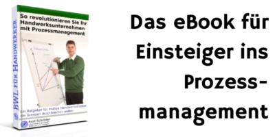 Das eBook für Einsteiger ins Prozessmanagement