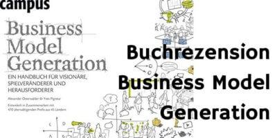 Business Model Generation Rezension