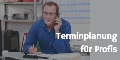 Terminplanung fuer Profis - Fix geht vor variabel