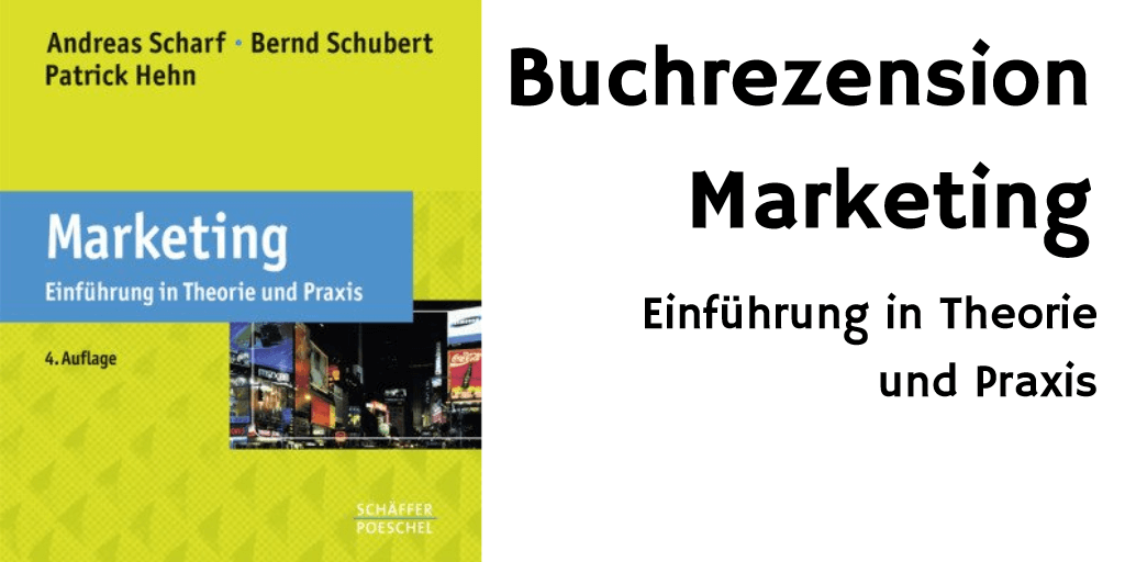 Buchrezension Marketing