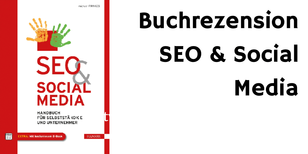 Buchrezension SEO & Social Media