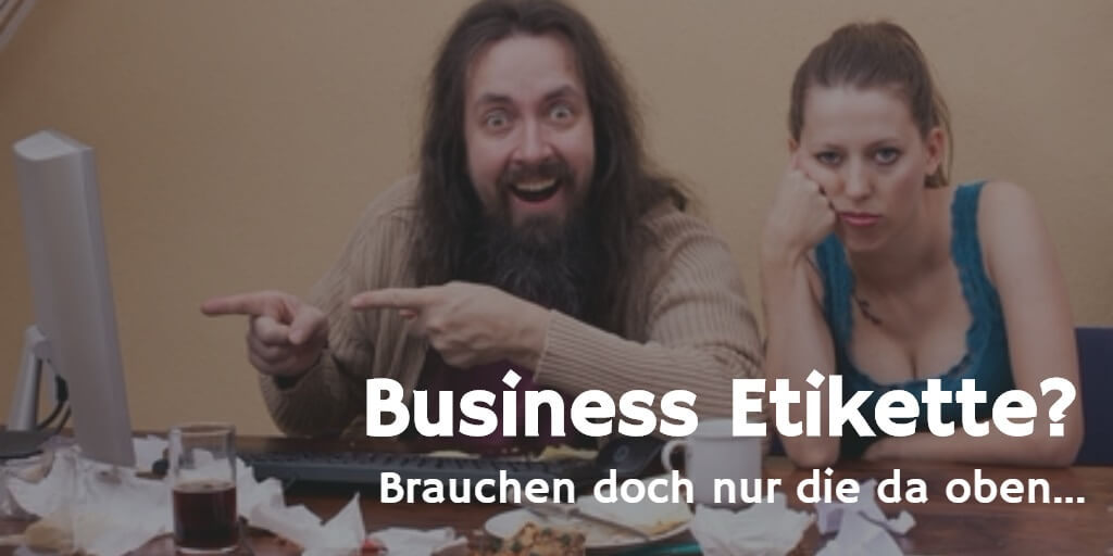 Business Etikette