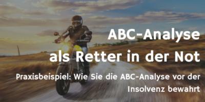 Praxisbeispiel ABC-Analyse