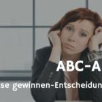 ABC Analyse - Schritt für Schritt erklärt mit Video-Tutorial und vielen Praxisbeispielen