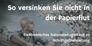 Elektronische Dokumentenverwaltung