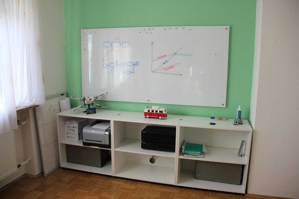 Mein neues Whiteboard