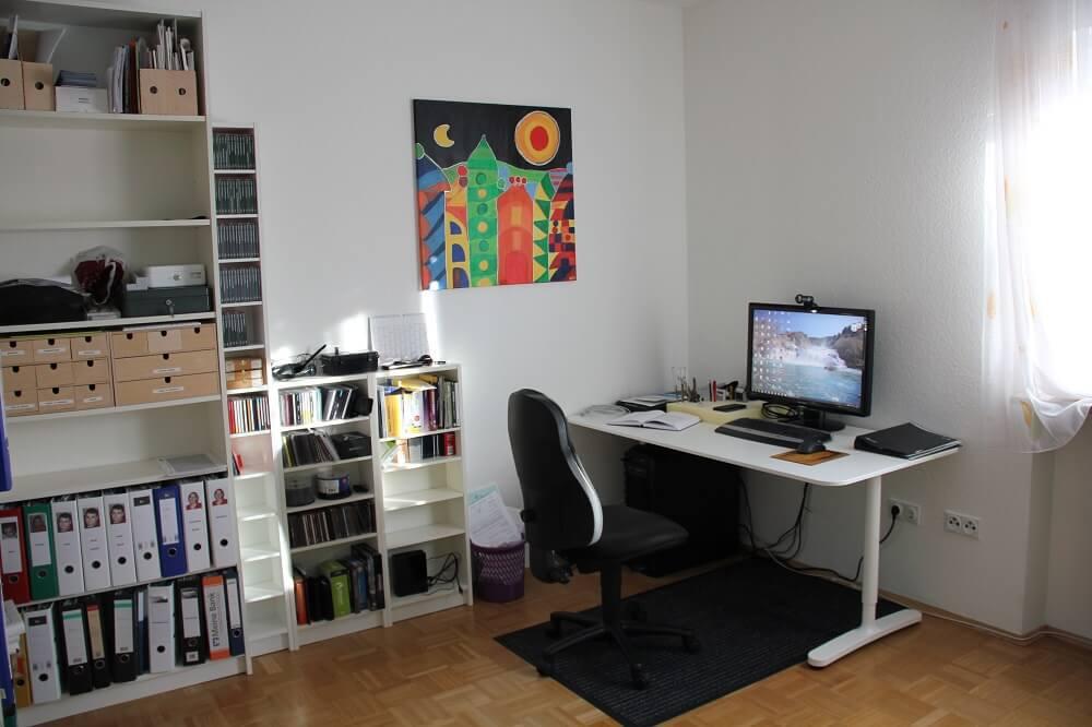 Mein neues Büro