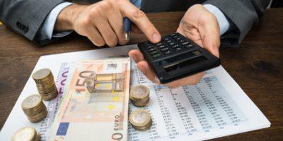 Budgetplan auch für kleine Unternehmen