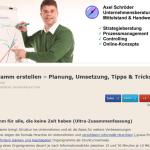 Hypothesentest in der Praxis – der AB-Test von Webseiten