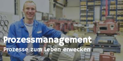 Einführung von Prozessmanagement in kleinen Unternehmen