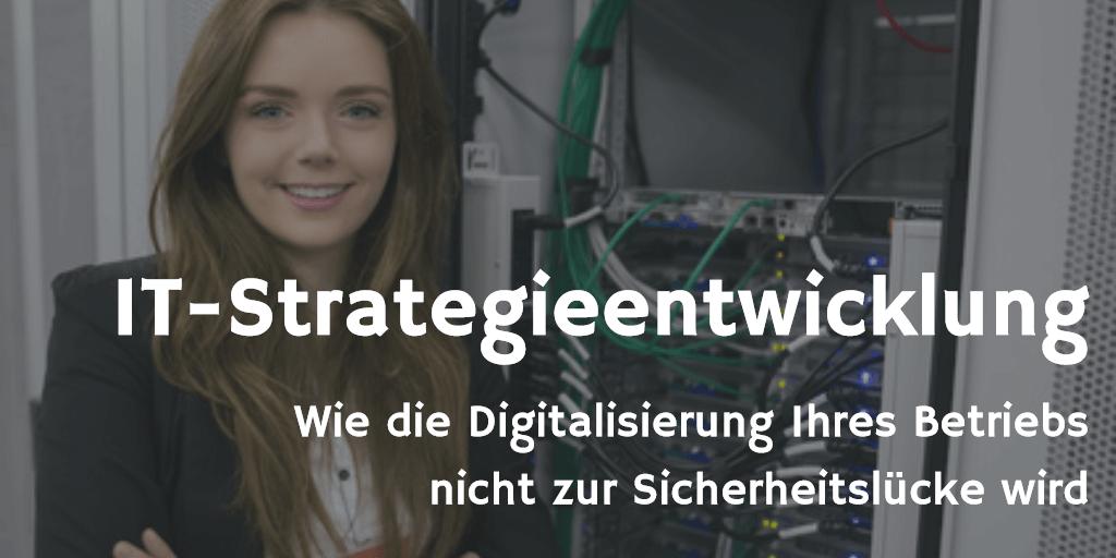 IT-Strategieentwicklung