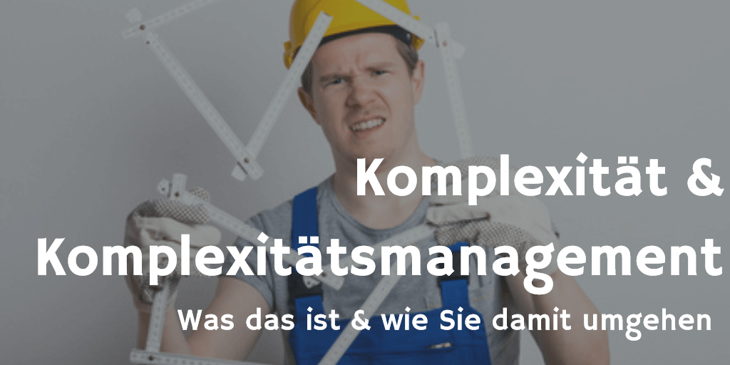 Komplexitätsmanagement