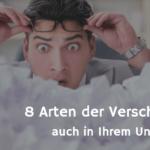 8 Arten der Verschwendung - auch in Ihrem Unternehmen!