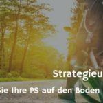 Strategieumsetzung – Wie Sie Ihre PS auf den Boden bekommen! ✔