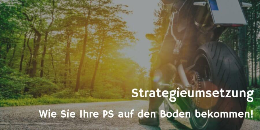 Strategieumsetzung© AA+W