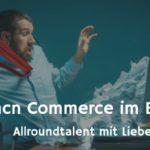 mcn Commerce – ERP- und CRM-Lösung mit großem Umfang!