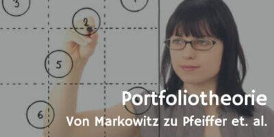 Portfoliotheorie