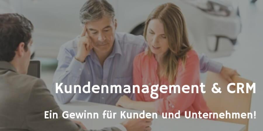 Kundenmanagement CRM Fotolia © WavebreakmediaMicro